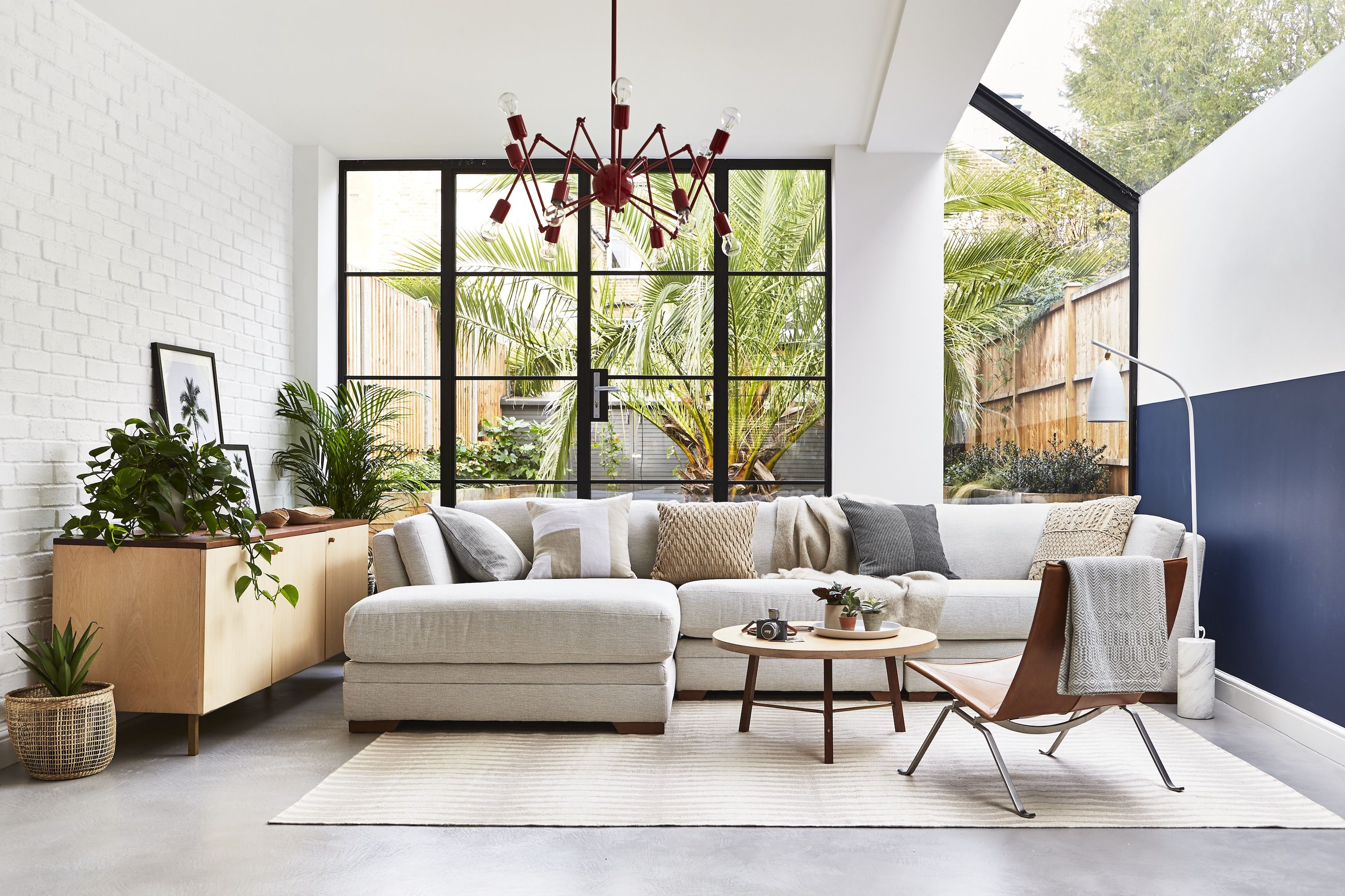 House Beautiful Modern Living Collections: Sofas, Flooring, Blinds
