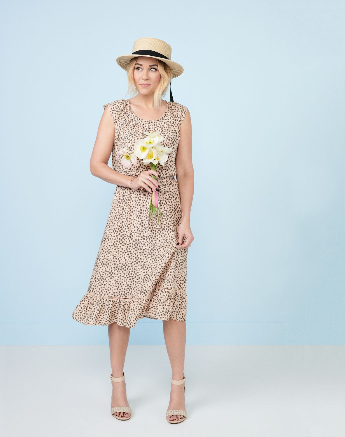 Spring Called, and It Wants You to Wear These Adorbs New Pieces From Lauren Conrad's New Collection