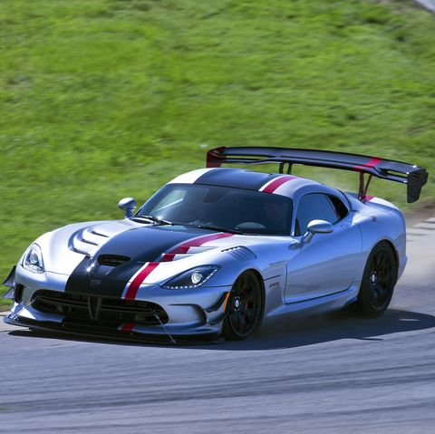 2017 dodge viper acr with extreme aero package