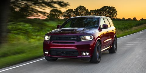 2020 Dodge Durango Srt Egine Exhaust Sound Video