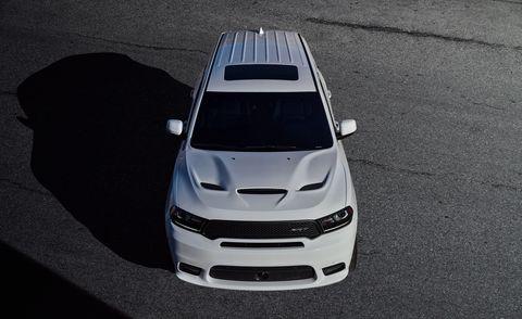 2019 Dodge Durango SRT