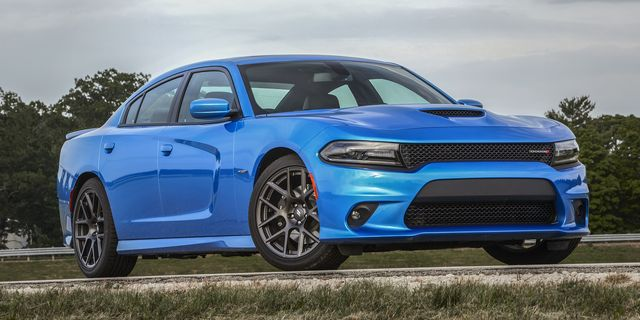 2019 dodge charger rt