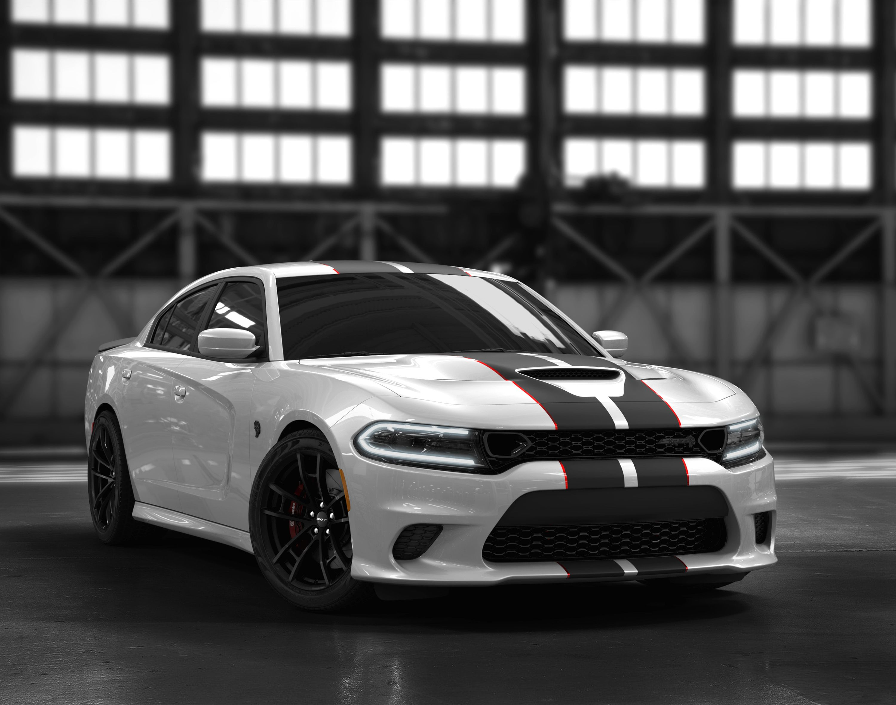 The 2019 Dodge Charger Srt Hellcat Adds The Aggressively Named Octane Edition