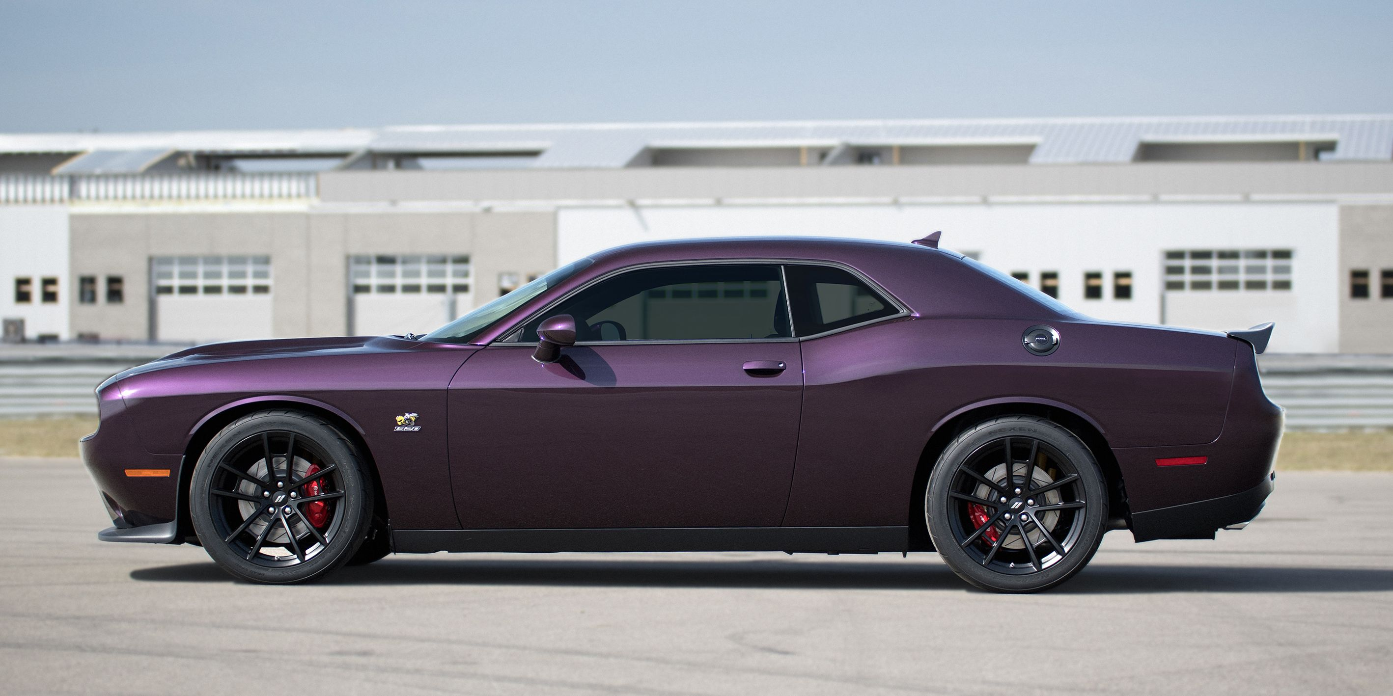 The Dodge Challenger R T Scat Pack 1320 Takes A Page From