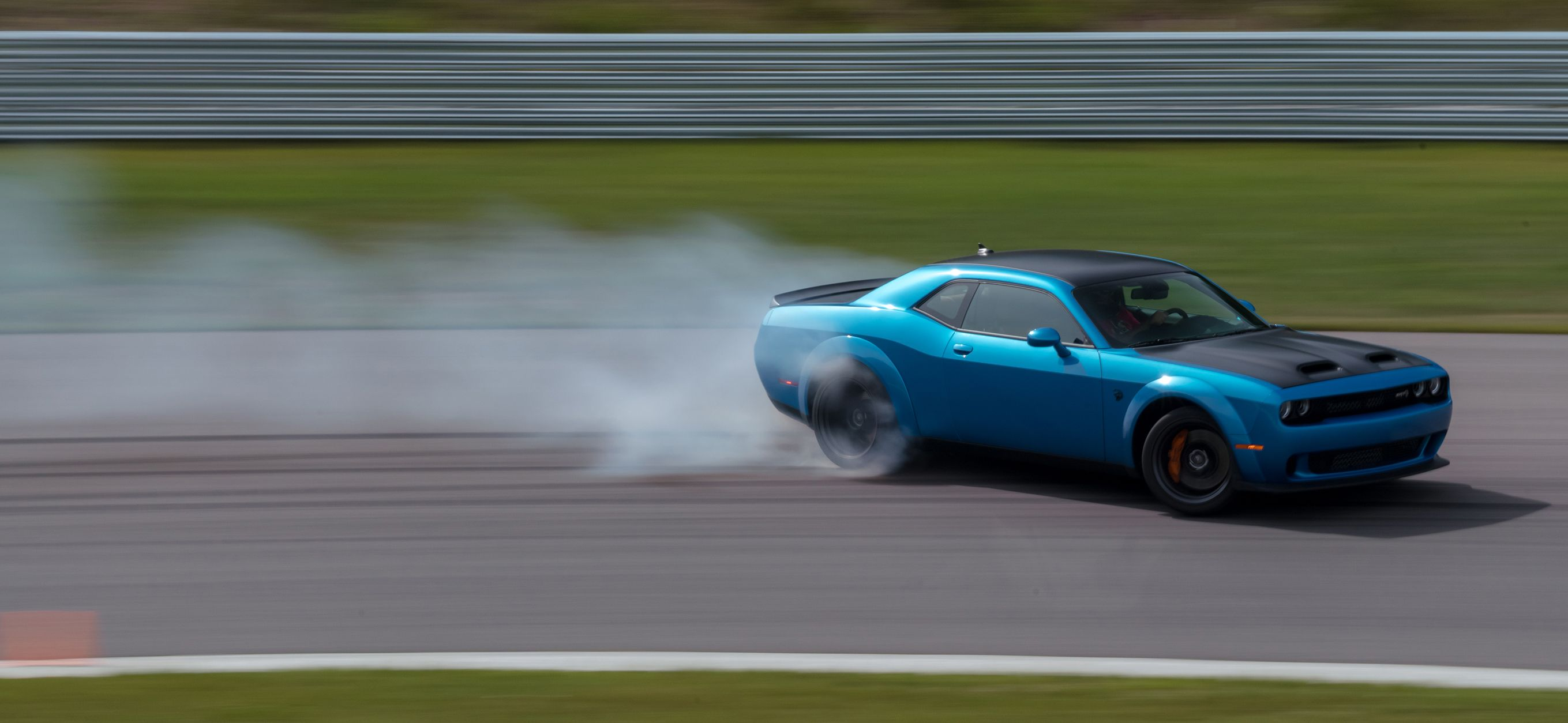 A Dodge Challenger ACR Would Be Perfect