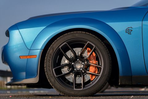 The Challenger Hellcat Redeye Takes You Back To A Time That Never