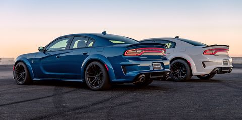 2020 Dodge Charger Srt Widebody To Start At Over 71 000