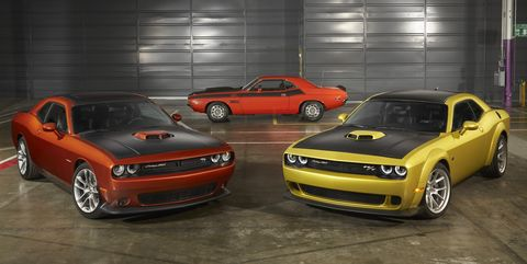See Photos of 2020 Dodge Challenger Anniversary Edition