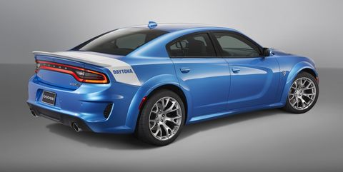 2020 Dodge Charger Srt Hellcat Widebody Special Edition Revealed