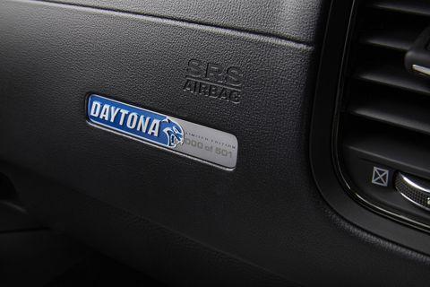 Dodge Charger Daytona Jahrestag hellcat