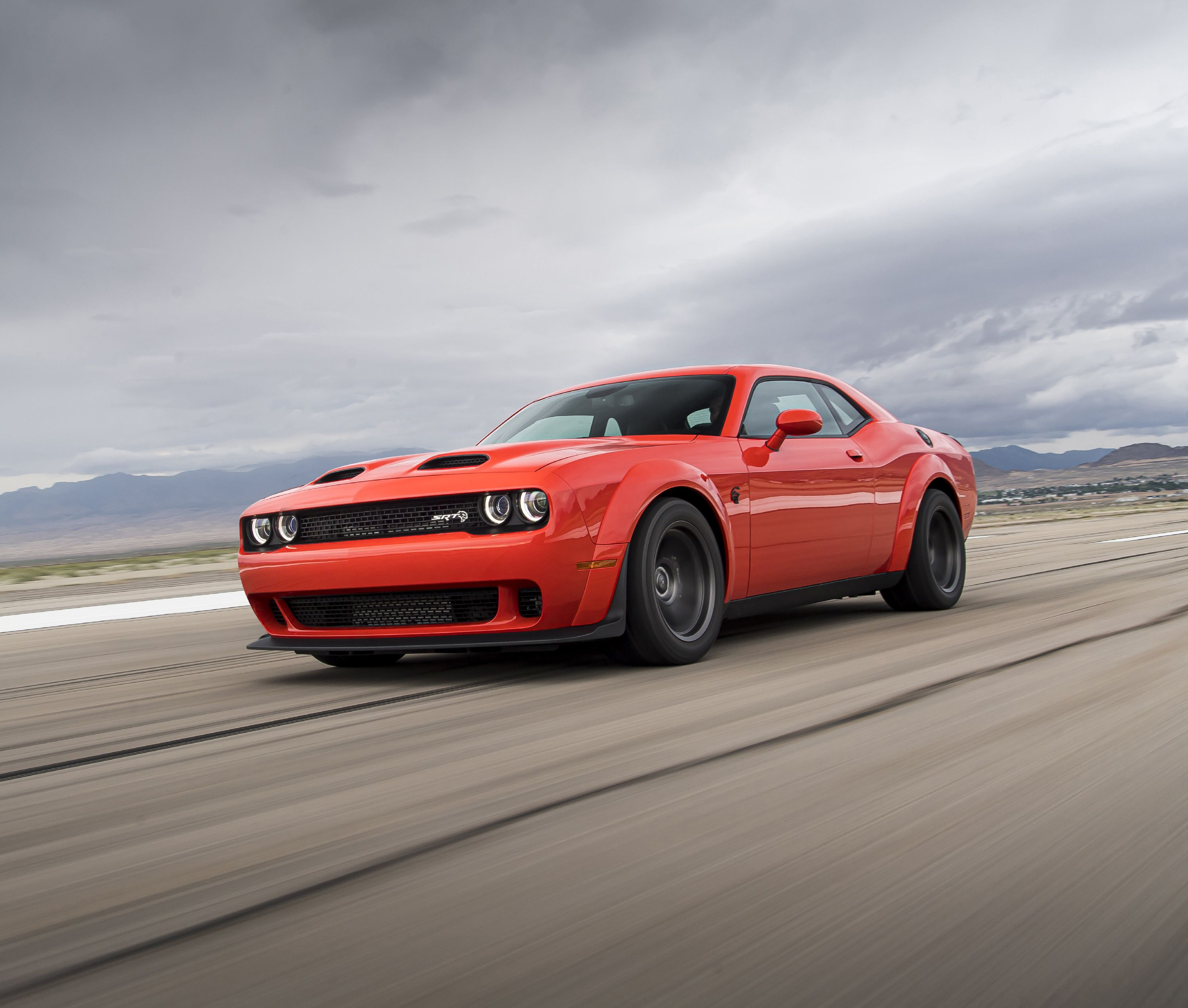 2020 Dodge Challenger Srt Super Stock And Charger Hellcat Redeye Unveiled