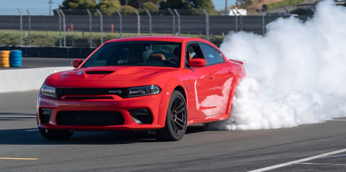 2020 Charger Hellcat Widebody First Drive Review Road