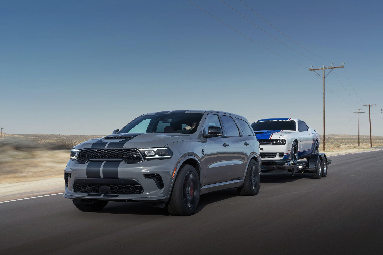 2021 Dodge Durango Srt Hellcat Is For The Family Oriented Power Monger