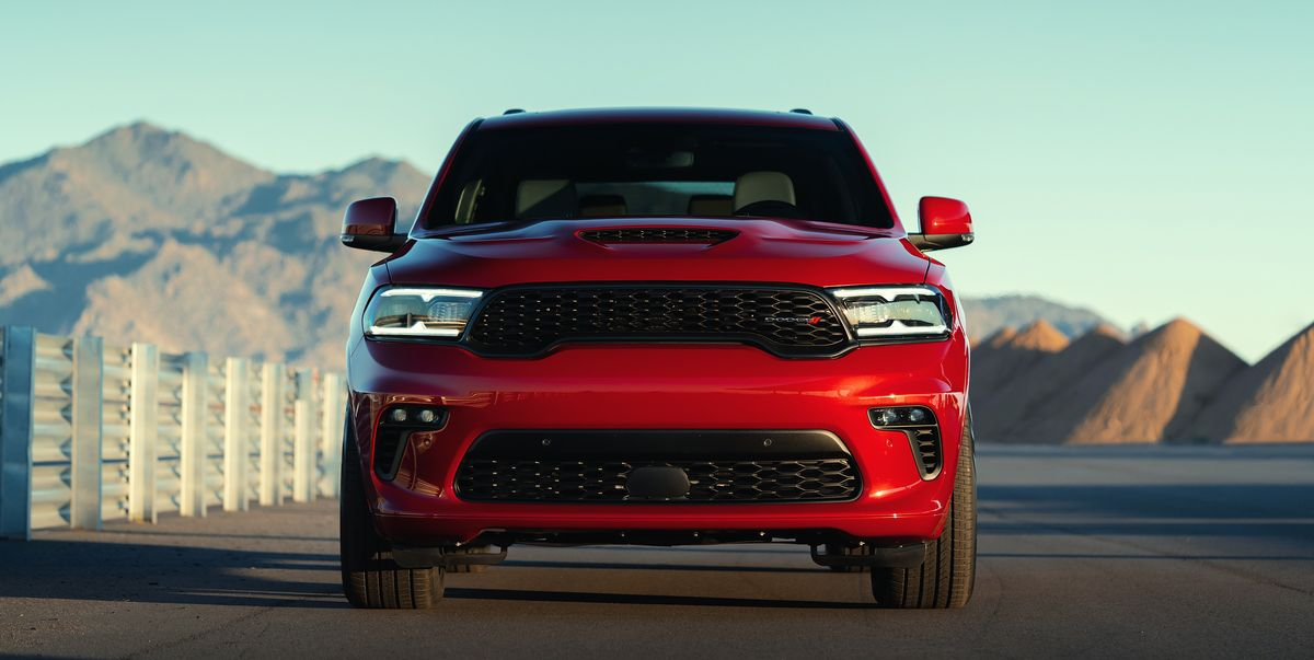 2021 Dodge Durango Gets a Much-Needed New Look and Interior