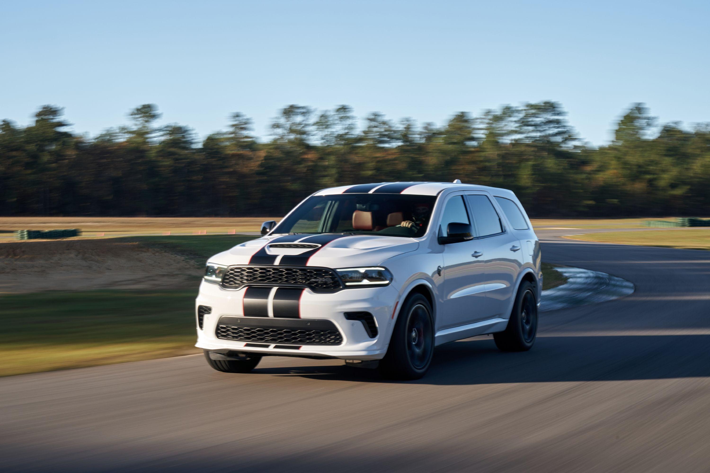 2021 Dodge Durango Srt Hellcat Makes Horsepower A Family Affair