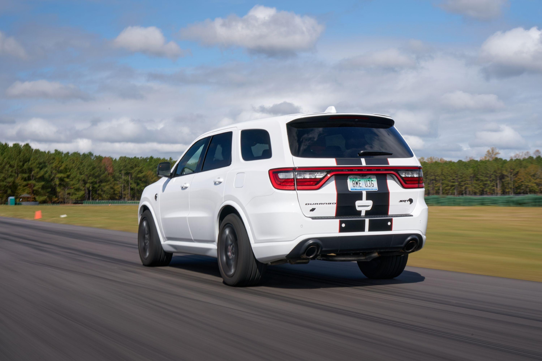 The 2021 Dodge Durango SRT Hellcat Makes Horsepower a Family Affair