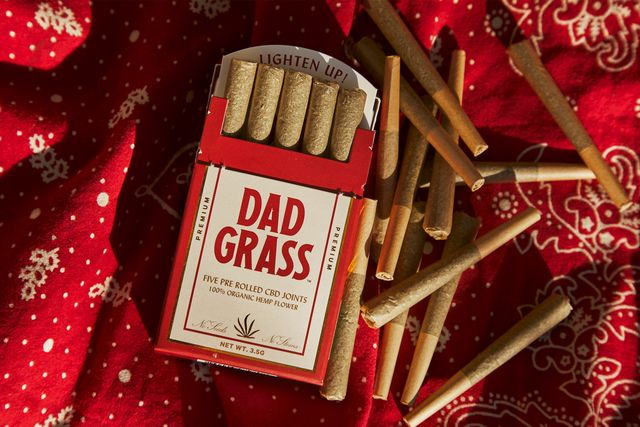 dad grass joints