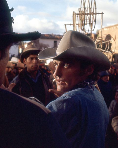 The Making Of Dennis Hopper S The Last Movie