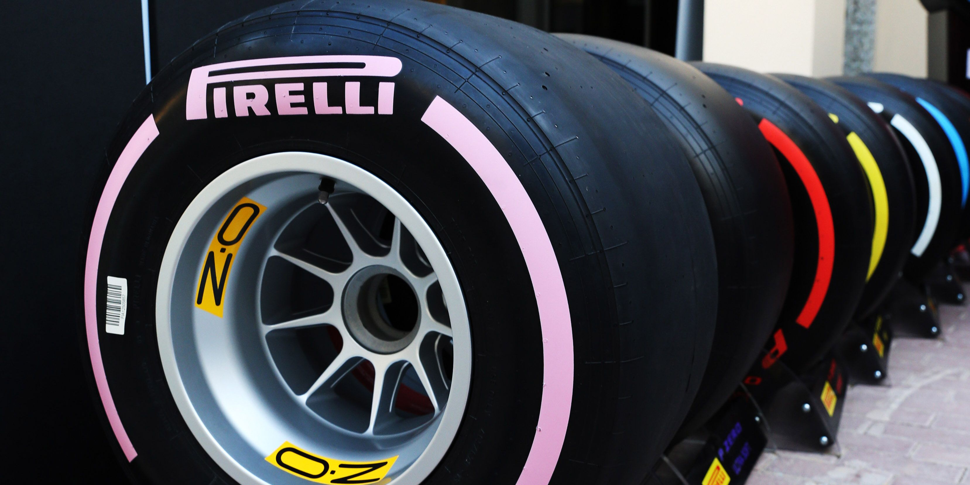 Get Ready For Hypersoft And Superhard Tires In F1