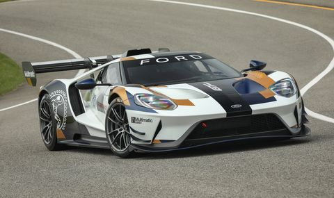 Super Car Racing >> Ford Gt Mk Ii 700 Hp Track Only Supercar