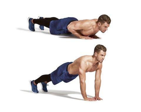 プッシュ アップ ダイヤモンド 「ダイヤモンドプッシュアップ」大胸筋の内側を鍛える自重トレーニングのやり方