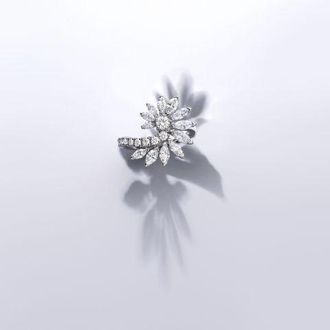 ダイヤモンド リング ジュエリー