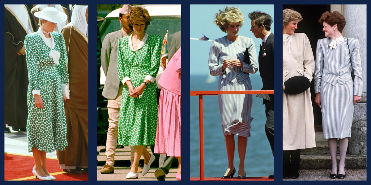 All the Times Princess Diana Let Her Sisters Borrow Her Royal Wardrobe