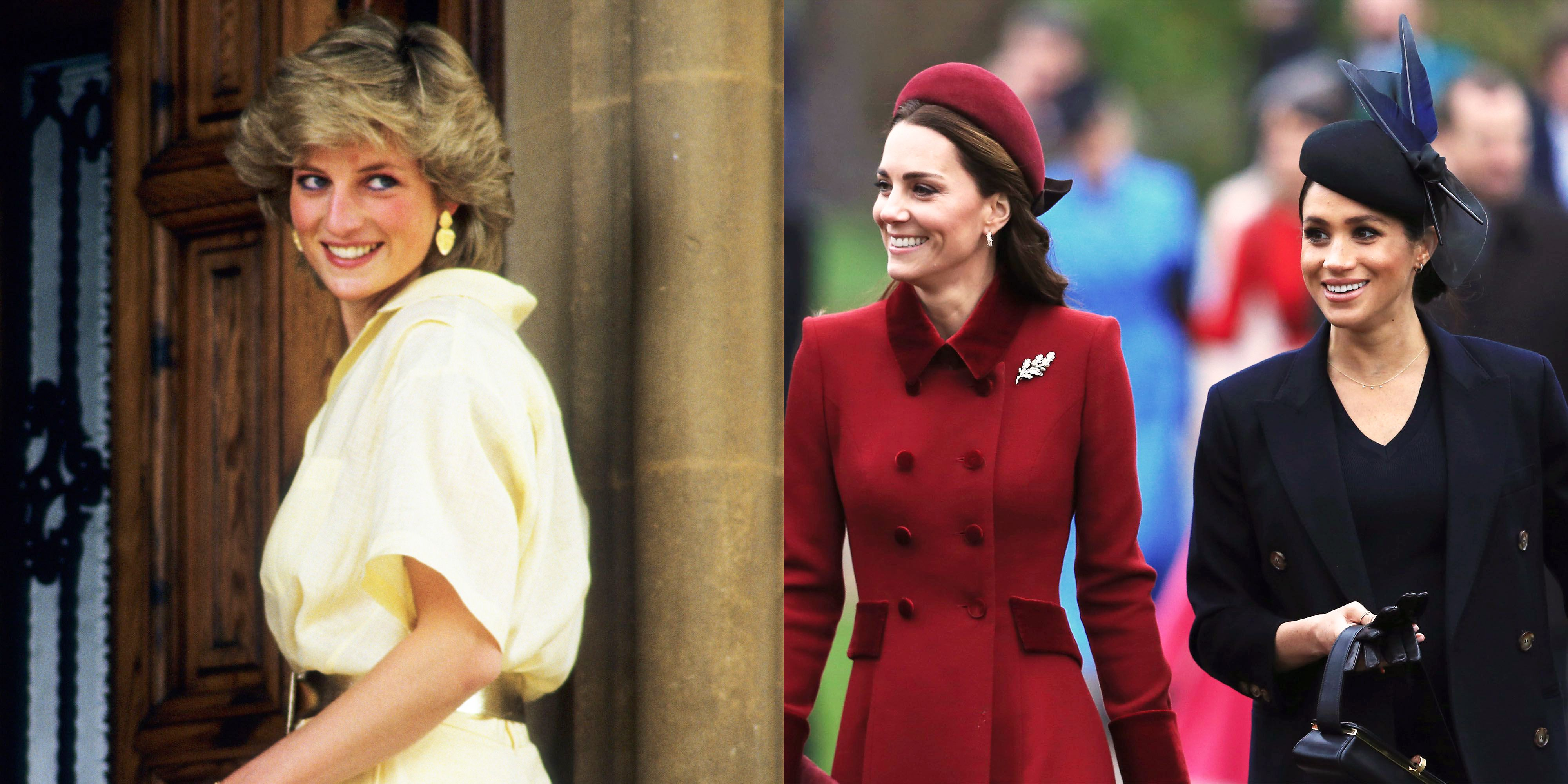 13+ Princess Diana Vs Meghan Markle
