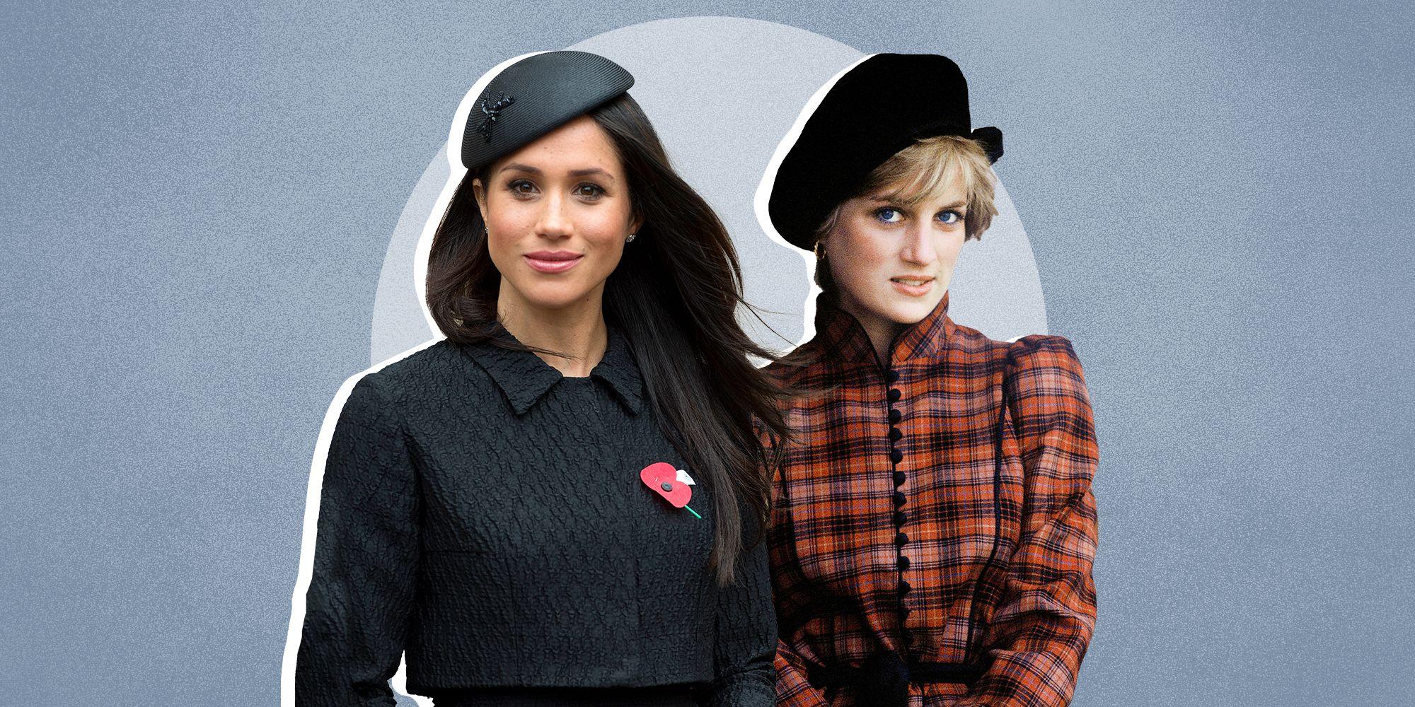15++ Meghan Markle Princess Diana