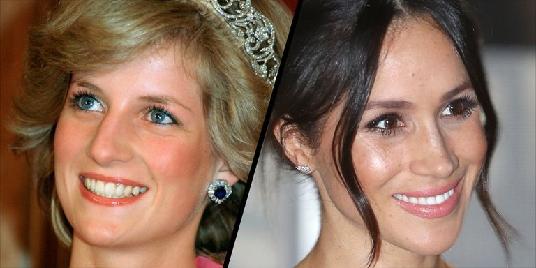 A royal make-up artist on how to create 'soft focus' skin, as seen on Princess Diana and Meghan
