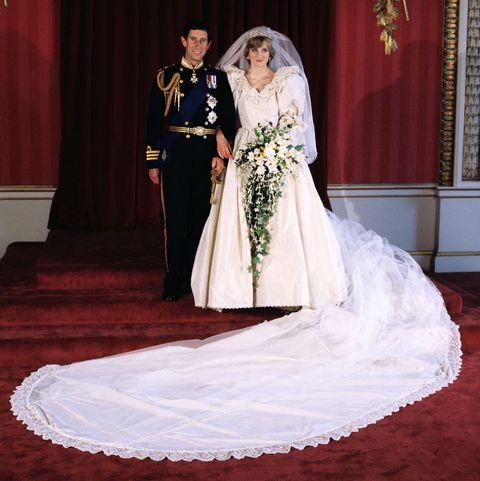 mariage du prince charles et de la princesse diana