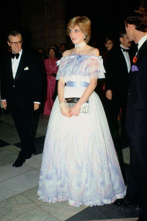princes diana bellville sassoon dress