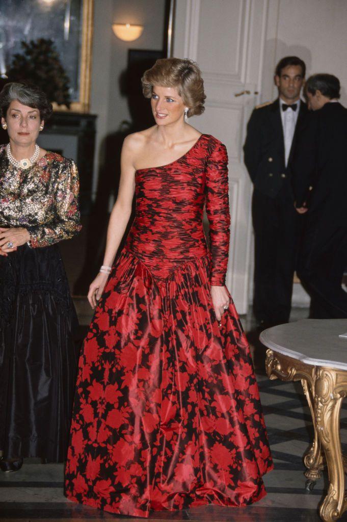 принцеса Даяна най-добрите рокли