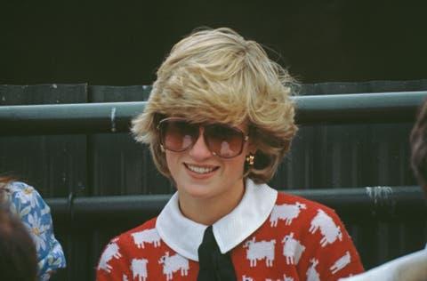 Diana At Polo