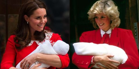 (FILE) The Duke & Duchess Of Cambridge Depart The Lindo Wing With Their New Son