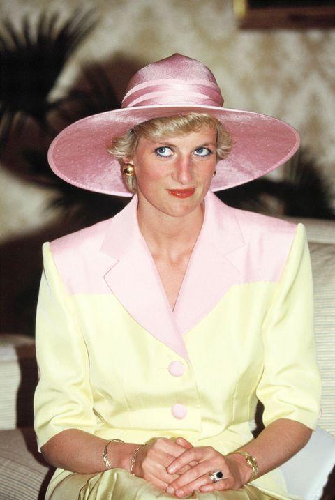 Princess Diana In Cameroon