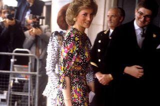 Diana, Princess of Wales,Savoy Hotel, London