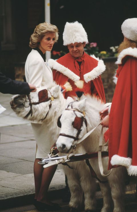 Diana At Great Ormond Street