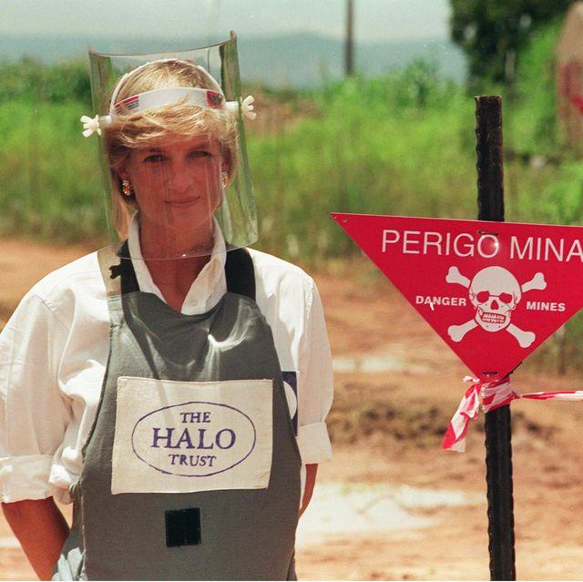 Princess Diana Angola