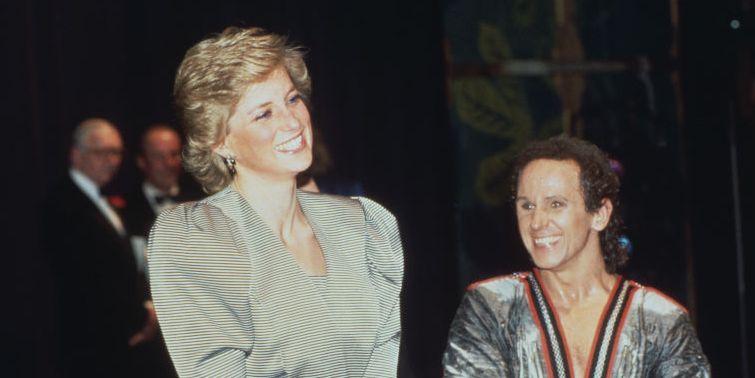 "The True Story Behind That ""Crown"" Scene of Princess Diana Dancing to Billy Joel's ""Uptown Girl"""