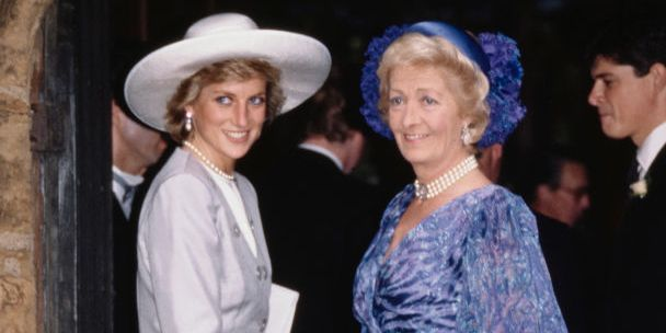 Princess Diana's Brother Shares a Rare Portrait of Their Mother on Instagram