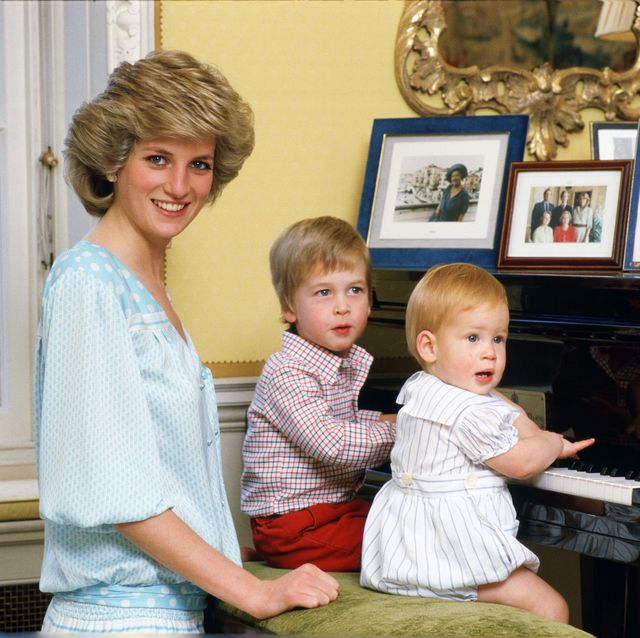 ロイヤルファミリー 1980年代 ロイヤル 英王室 ダイアナ妃 エリザベス女王 ウィリアム王子 ヘンリー王子 チャールズ皇太子