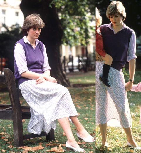 The Crown Season 4 Re Creates Princess Diana S Transparent Skirt