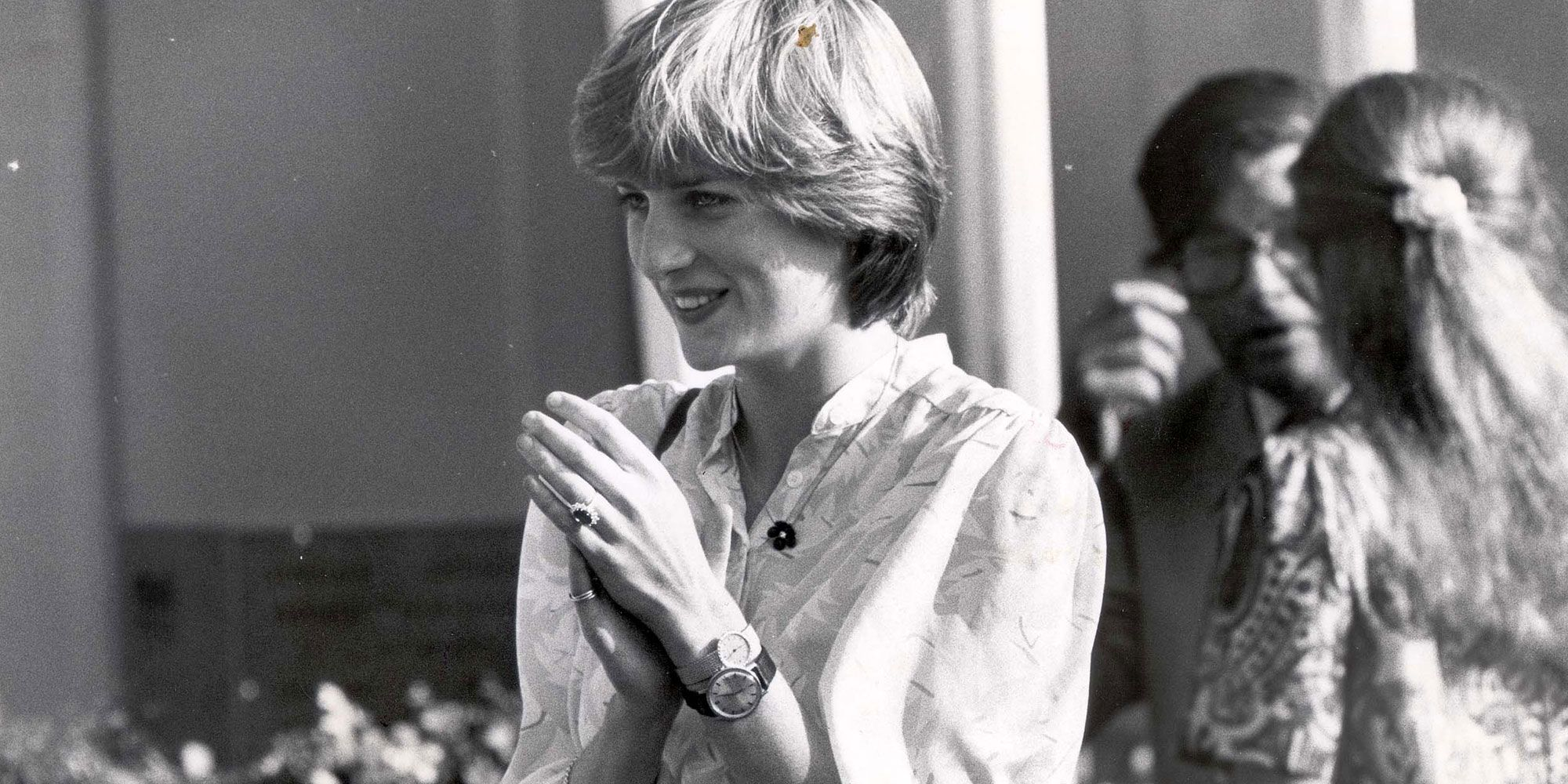 The Sweet Reason Princess Diana Wore Two Watches