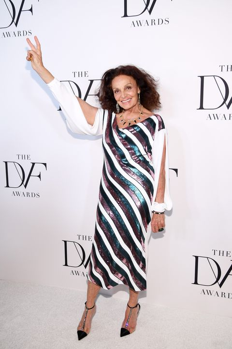 10th Annual DVF Awards - Arrivals