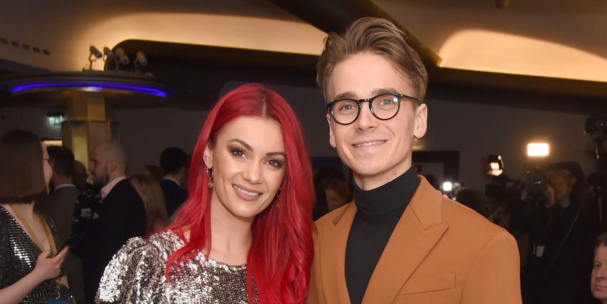 Strictly star Dianne Buswell made Joe Sugg's 30th Birthday so magical