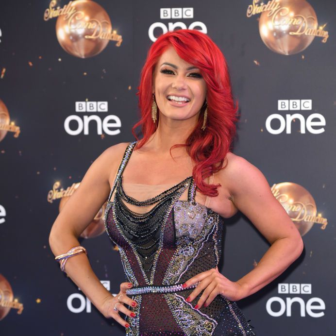 Strictly star Dianne Buswell reveals good luck ritual she does before every dance