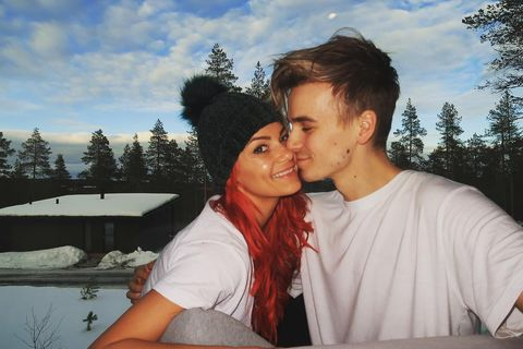 Strictly S Joe Sugg Teases Engagement To Dianne Buswell Joe sugg was born on september 8, 1991 in wiltshire, england. strictly s joe sugg teases engagement