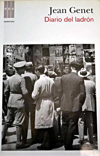 Diario del ladrón, de Jean Genet