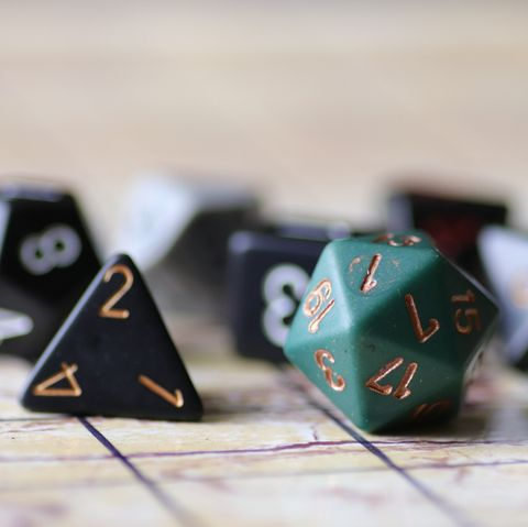 Dice of RPG